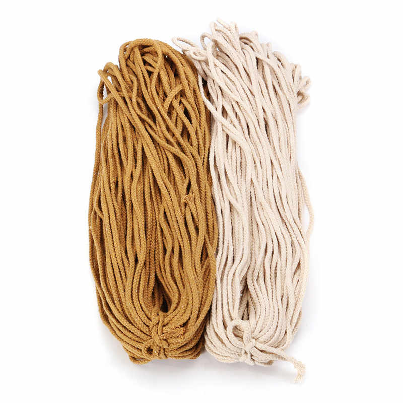 641ef96d31ea 5mmx90m Natural Jute Twine Burlap String Florists Woven Ropes Hemp Rope  Wrapping Cords Thread DIY Scrapbooking Craft Decor