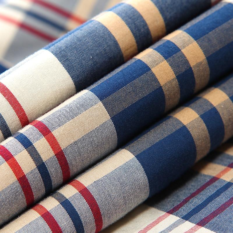 Langmeng neue 2017 herbst frühling herren plaid casual shirts - Herrenbekleidung - Foto 5