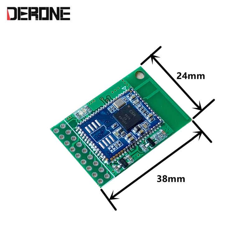 CSR8675 بلوتوث 5.0 وحدة I2S الرقمية إخراج الصوت دعم APTX-HD