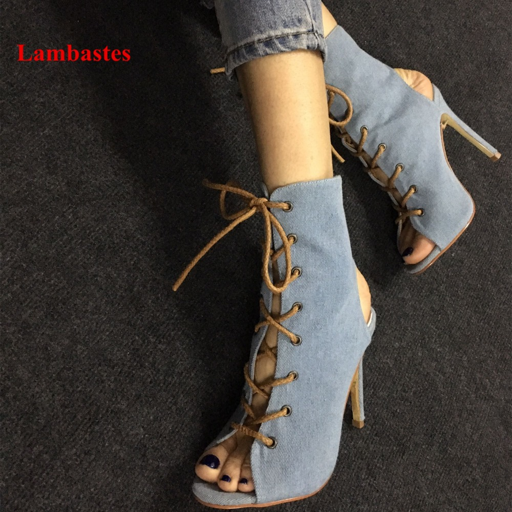 Blue Peep Toe Cross-strap Cuts Out Women Thin High Heel Sandals Classics High Top Strappy Stilettos Women Slingbacks Zapatos ручка шариковая carandache office infinite 888 253 gb swiss cross m синие чернила подар кор