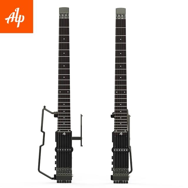 ALP Headless Reise Elektrische Gitarre FT 221S faltbare gitarre ...
