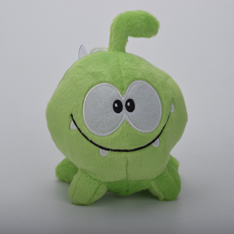 20cm cut the rope my Om Nom cartoon cut the rope stuffed and soft animal toys Plush toys наборы для рисования cut the rope набор для рисования cut the rope мелки карандаши