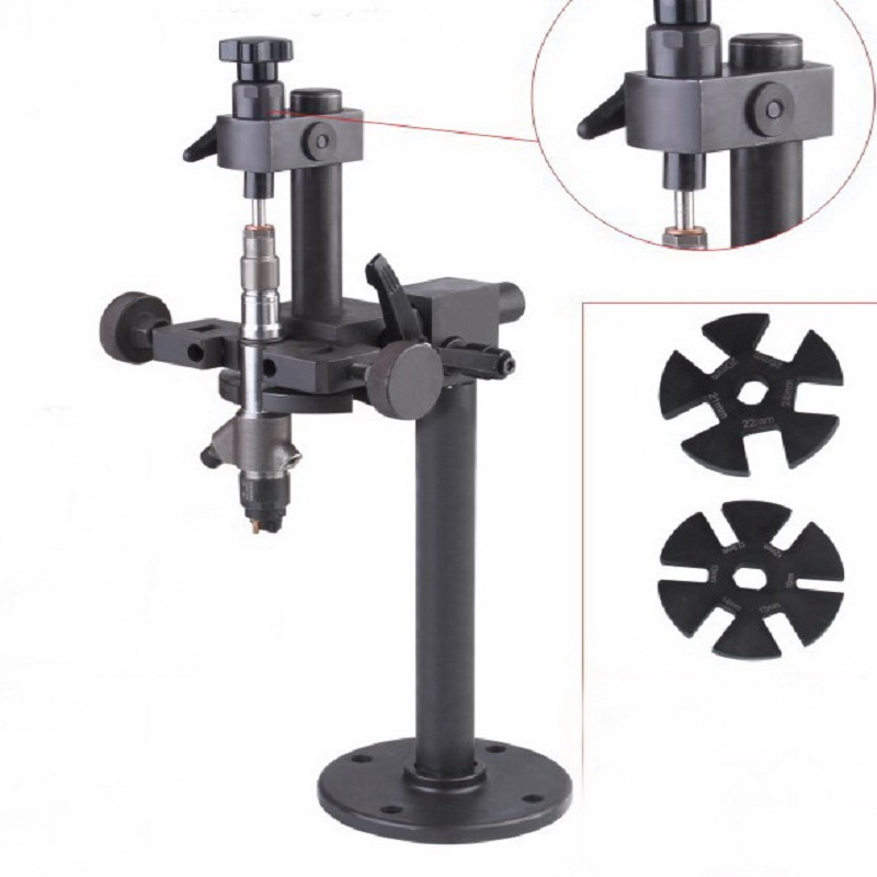 BST3011 Turnover Common Rail Injector Disassemble Dismounting Repair Fixture Flip Stand