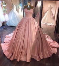 Sweetheart Sleeveless Ball Gown Vintage Quinceanera Dresses 2019 vestidos de 15 anos Appliques Special Occasion prom