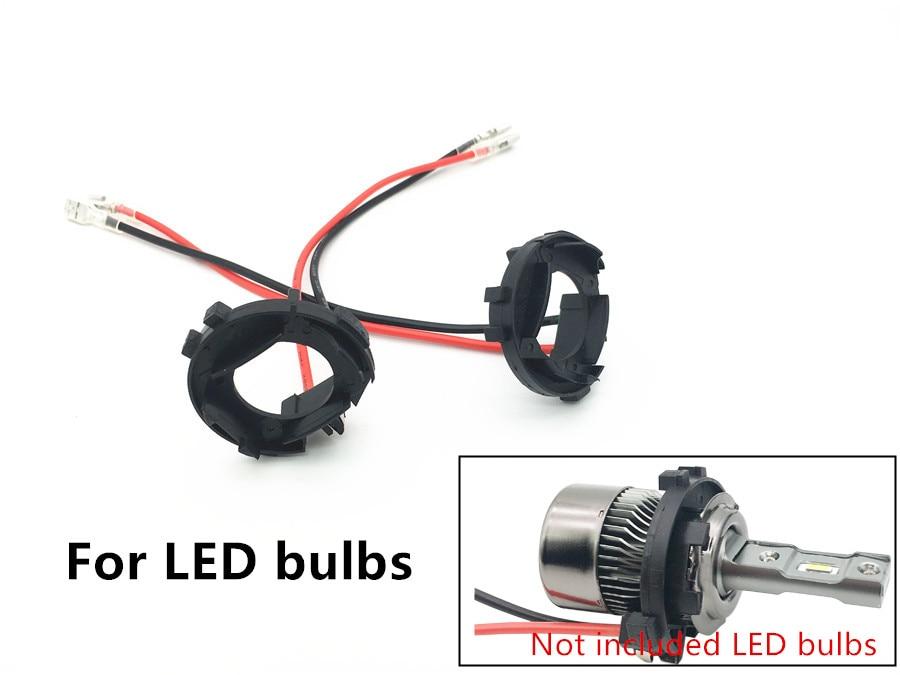 led suporte adaptador base adaptadores para volkswagen