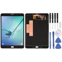 Высокое качество ЖК-дисплей Экран и планшета Полное собрание ЖК-дисплей Замена Стекло для Galaxy Tab S2 8,0 LTE/T715/T719 с инструментами