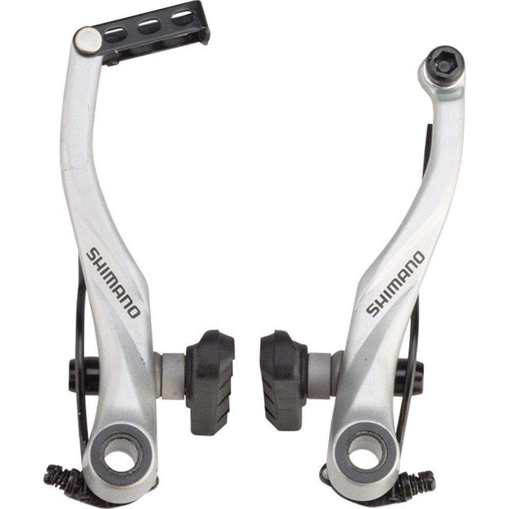 Sports & Entertainment Bicycle Parts Original Shimano Br-t4000 Alivio Bicycle V-brake Bicycle Brake Black/silver Front/rear