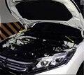 2x крышка двигателя  опорный стержень  гидравлический капот  автомобильный стиль  аксессуары для Mitsubishi Eclipse Cross 2018  автомобильный Стайлинг