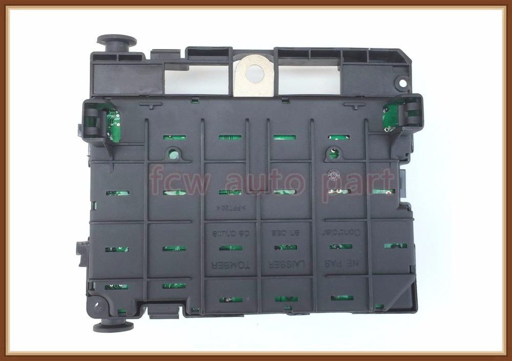 US 11 OFF Fast Shipping Fuse Box Unit Assembly RELAY For PEUGEOT 206 CABRIO 307 CABRIO 406 COUPE 807 CITROEN C3 C5 C8 XSARA PICASSO In Fuses