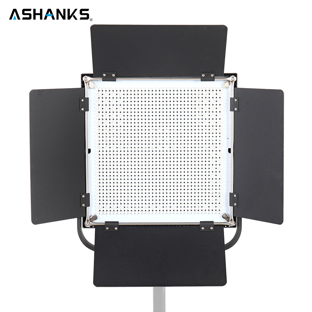 ASHANKS 85W LED Pad Panel Light Photography Light Lamp Dimmer 3200K/5500 Continuous Bulbs for Camera Video Photo Studio ashanks 800w studio video red head light with dimmer continuous lighting bulb free shipping