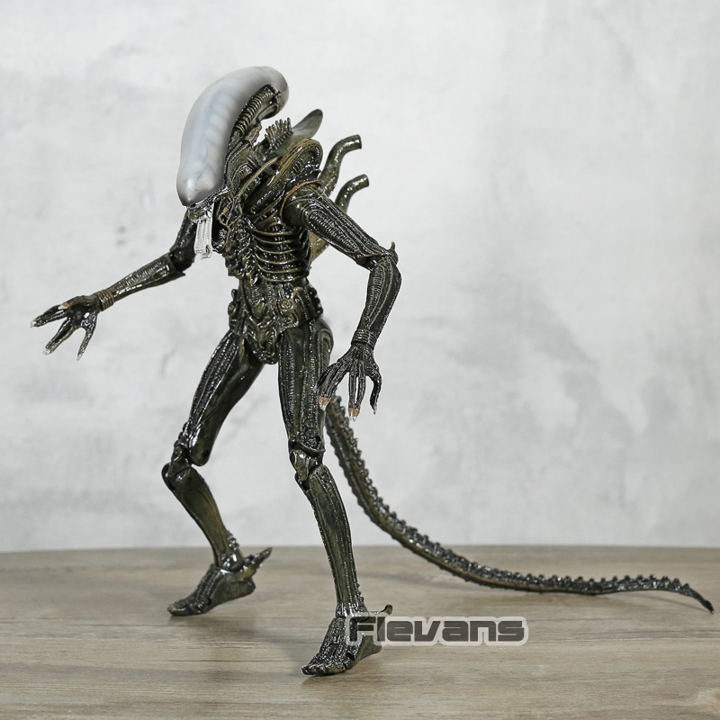 NECA <font><b>Alien</b></font> <font><b>1979</b></font> Movie Xenomorph 7