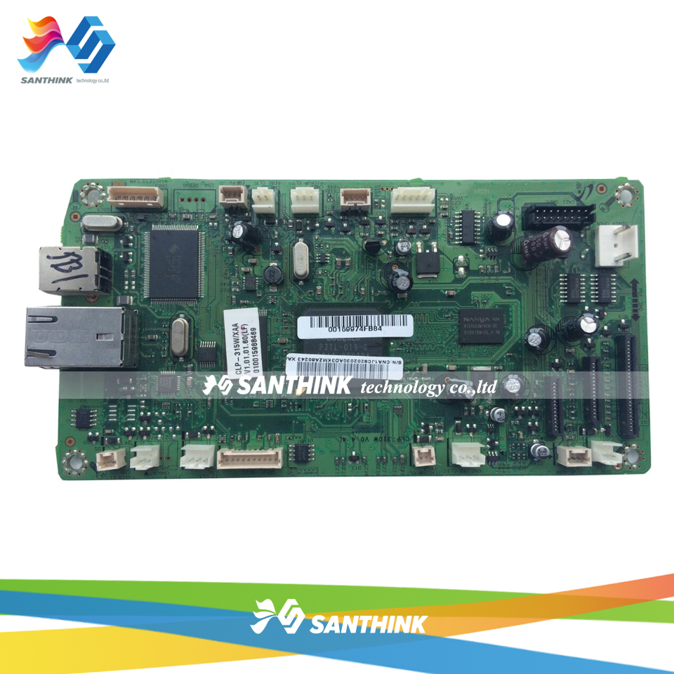 100% Test Main Board For Samsung CLP-315W CLP-315N CLP-326W CLP 315 315N 315W CLP315W 326W Formatter Board Mainboard On Sale 100% tested for washing machines board xqsb50 0528 xqsb52 528 xqsb55 0528 0034000808d motherboard on sale