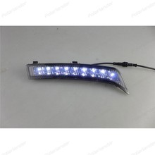 hot sales car accessory Car styling for S/UBARU F/orester 2013 -2015 daytme running lights