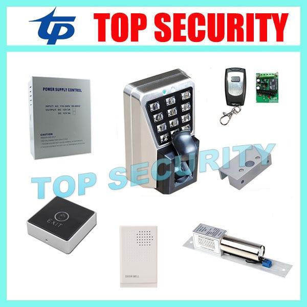 IP65 waterproof biometric fingerprint access controller system with smart RFID card reader DIY fingerprint access control system