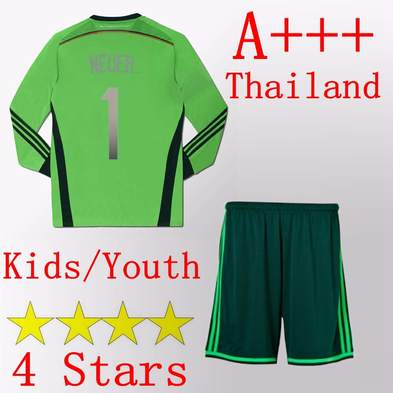 the latest b4611 165a6 High priority& special love for kids Manuel Neuer Germany ...