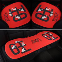 New Sandwich Universal car seat covers for Mazda All Models CX5 CX7 CX9 MX5 ATENZA Mazda 2/3/5/6/8 auto accessories car styling