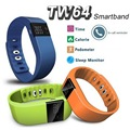 10PCS TW64 Smart Bracelet Bluetooth Wristband Smart Waterproof Passometer Sleep Tracker for Android IOS Phone Best Gift for Kids