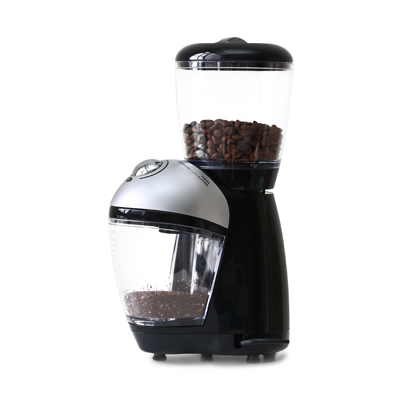 220v Electric Coffee Beans Grinding Machine E Grinder Maker Stainless Steel Blades Mill Herbs Cafe Home Use Shredder In Manual Grinders