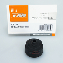 TEAM MAGIC TM E6 E6II fittings, umbrella difference box, big foot car parts, differential speed shell 505116 for RC Car