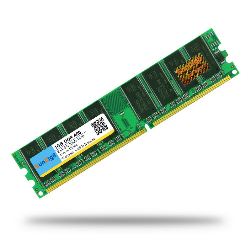 1-10PCS Desktop Laptop RAM Memory 1GB DDR 400 333Mhz 200Pin 184Pin DIMM New LOT