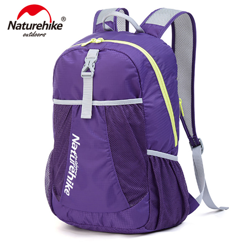 NatureHike 22L Ultralight Sport Backpack  Travel Backpack  Outdoor Leisure School Backpacks Bags  NH15A119-B