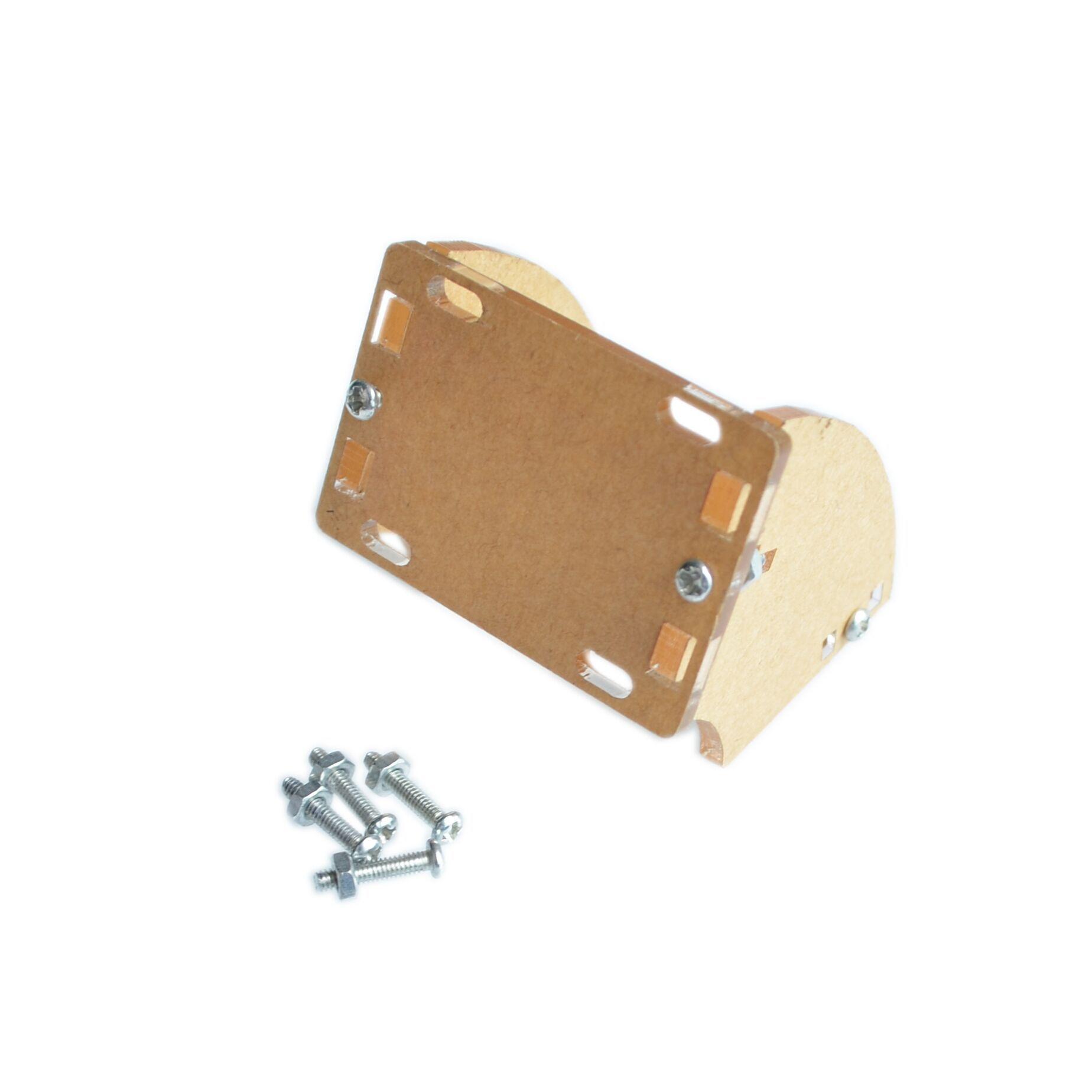 10 шт./лот 128X64 0,96 дюймов O светодиодный ЖК-дисплей светодиодный Дисплей модуль Чехол Держатель стенты