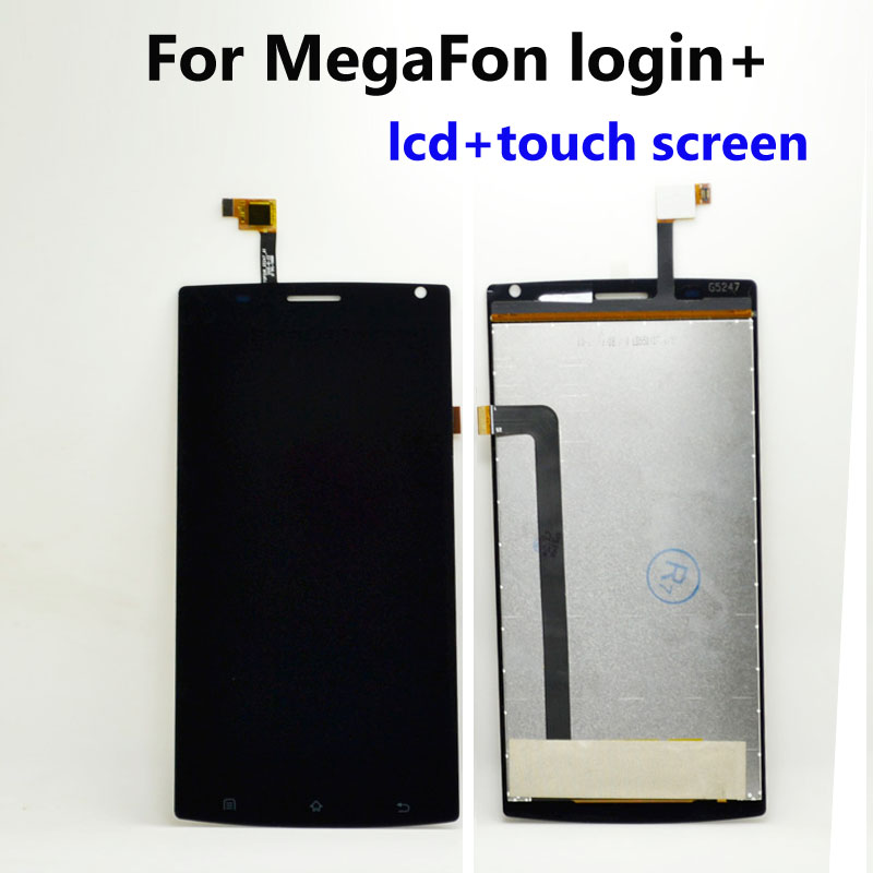 For 5.5 MegaFon Login+MFLoginPh TOPSUN_G5247_A1 lcd For Megafon login plus LCD Display Touch Panel Digitizer Assembly