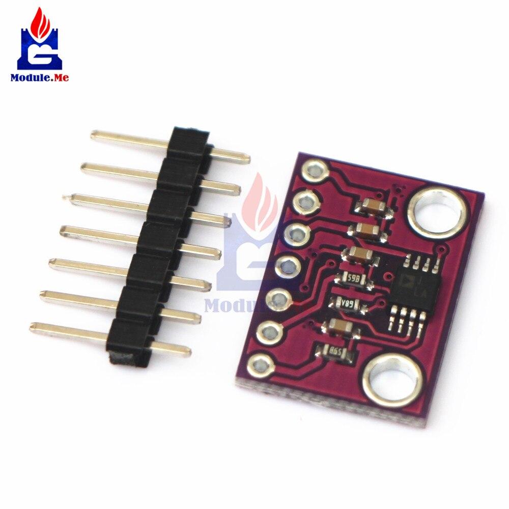 Mv Microvolt Signal Amplifier Voltage Ad623 Ad620 Programmable Gain Instrumentation Circuit Diagram High Accuracy Ad8221ar Precision Module Cmrr Dc Adjustable Instrument Amplifiers