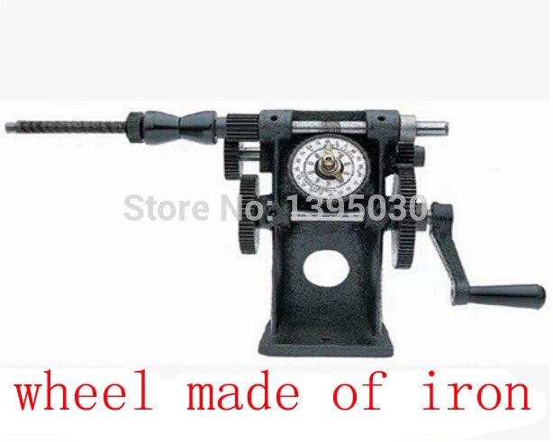 New NZ-5 Manual Coil Winding Machine Hand Winder Dual Purpose Coil Machine цена
