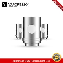 (50PCS/LOT) Cigarette Electronique Vaporesso EUC Replacement Coil for Vaporesso Attitude/Drizzle/Estoc/VECO Tank Vaporizer Vape(China)