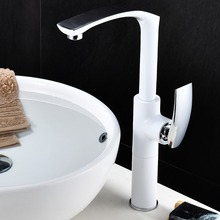 OUYASHI colorful bathroom basin faucet modern single handle hole deck mounted water tap