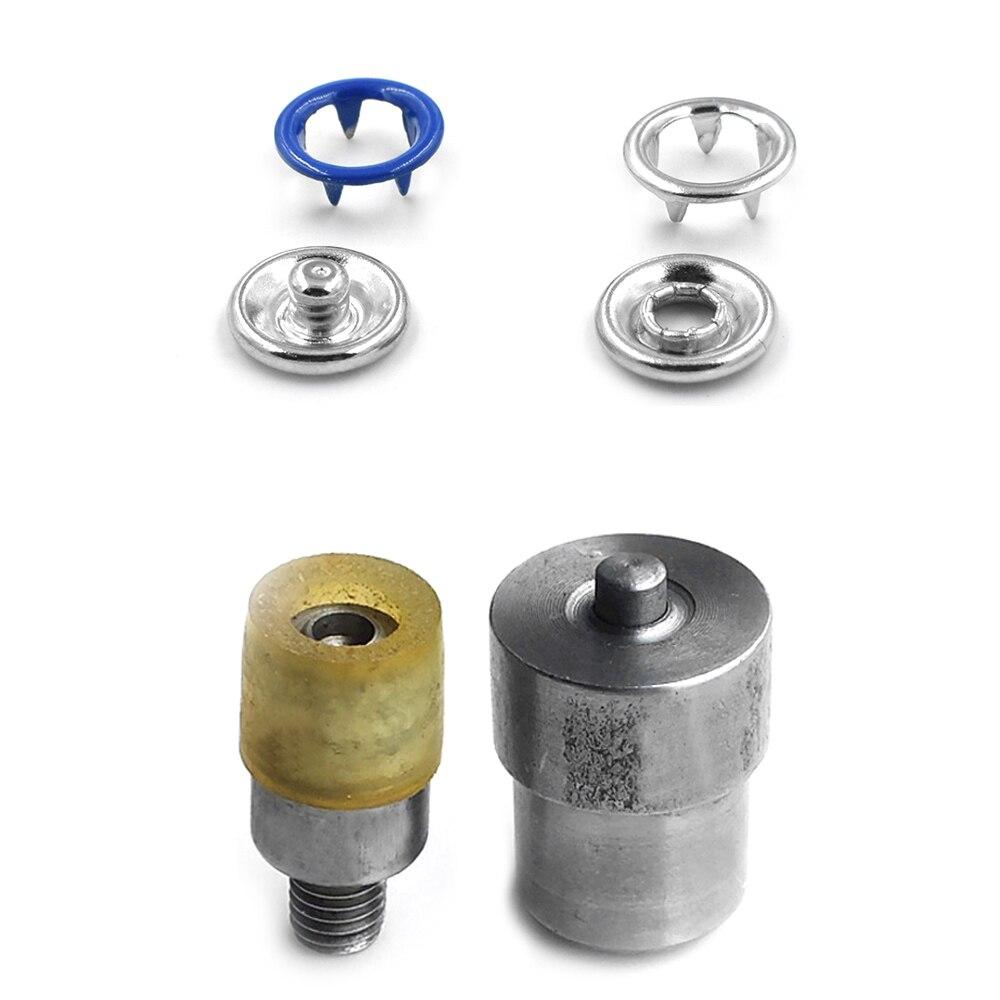 Металлические защелки 11 мм, 9,5 мм, защелки для рисования, защелки, защелки, форма для установки защелки, детская одежда, пряжки, инструменты д...