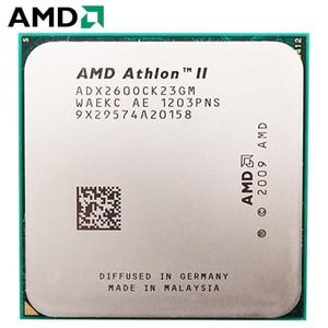 AMD Athlon II X2 260 65W 3.2GHz 938-pin Dual-Core CPU Desktop Processor X2 260 Socket AM3 AM2+