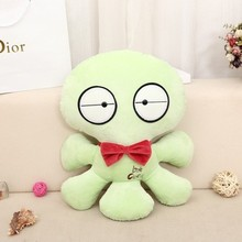 creative toy about 60cm cartoon octopus plush toy green octopus soft throw pillow toy birthday present Xmas gift c889