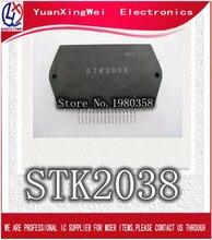 Livraison gratuite 2 pièces STK2038 amplificateur de puissance Audio stéréo, Sanyo flambant neuf!!