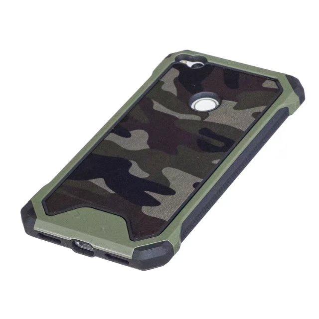 carcasa movil huawei g8 militar
