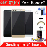 For Huawei Honor 7 LCD Display Touch Screen 100 New Digitizer Assembly Replacement 5 2 Inch