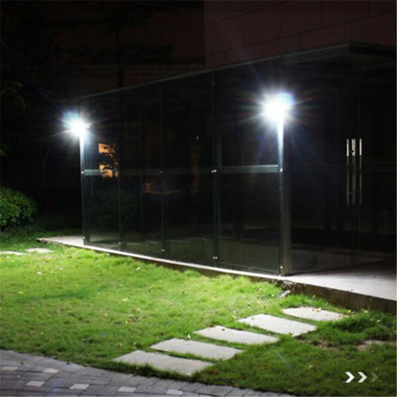 conduziu a lampada de inundacao jardim interior exterior holofotes 03