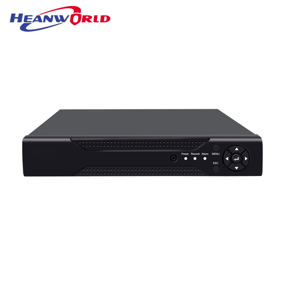 Mini CCTV DVR NVR 4CH 2MP use for TVI CVBS CVI AHD IP Cameras 1080P Hybrid Digital Video Recorder SATA ONVIF P2P smar newest mini 4ch cctv dvr nvr ahd
