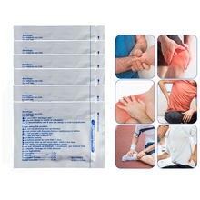 36 sztuk/6 torby KONGDY mentol plastry bólu na zapalenie stawów leczenie Plaster medyczny do ciała powrót stawu kolanowego ulgę w bólu