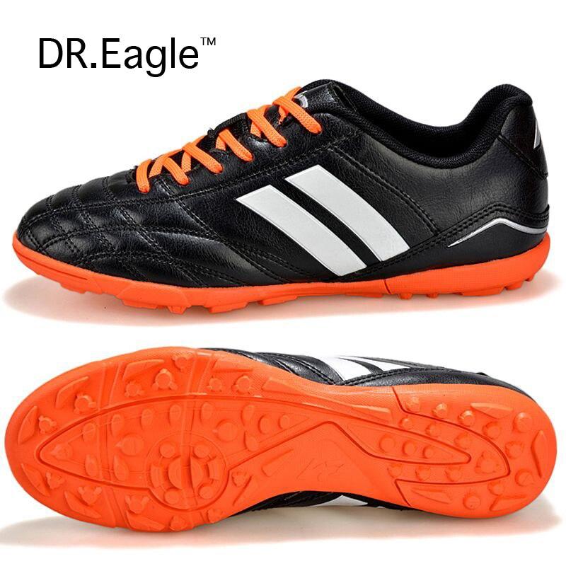 Turf boys soccer shoes kids children 2016 futbol sneakers for football shoes futsal ball shoes men shoe 33 45 free shipping