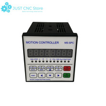 PROG-001 CNC Stepper motor controller Motion Controller Single axis controller programmable 90 to 260 VAC 50/60Hz aiyima upgrade single axis controller stepper motor controller pulse generator potentiometer speed dzkj 1 1