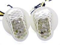 LED równo montażu migacz wskaźnik żarówka do kierunkowskazu do markera Ninja EX 500 94 95 96 97 98 98 00 01 02 03 04 05 06 07 08 09 na