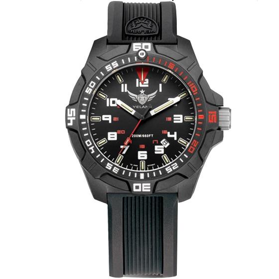 где купить  YELANG V2.1 mens profession army military 200m waterproof sports tritium luminous sport wristwatch watch with quartz movement  по лучшей цене