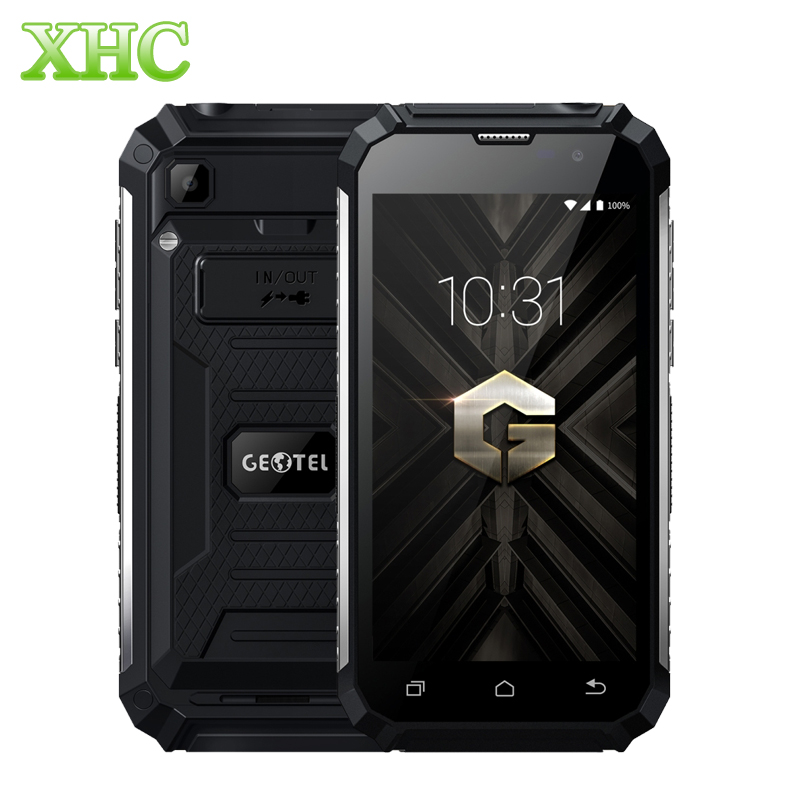 Geotel G1 2GB 16GB Shockproof Smartphone 7500mAh 5 0 Android 7 0 MTK6580A Quad Core 1