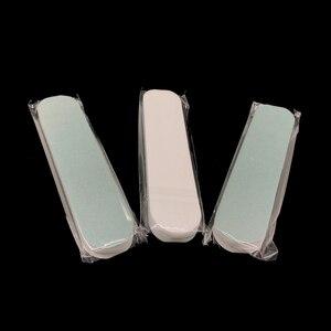 Мини-блок для полировки ногтей, 25 шт./лот, полировщик для ногтей, буфер, двухсторонняя губка, блестящий блок для полировки, пенопластовые гла...