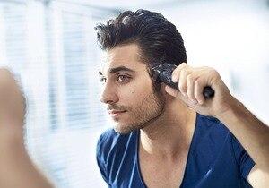 Image 3 - 6in1 set elektrische haar clipper wiederaufladbare haar trimmer präzision körper rasierer trimer bart schnurrbart gesichts haar schneiden maschine