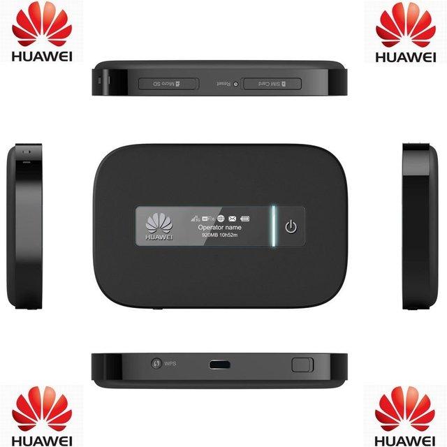 Huawei E5756 42 Mbps 3 G móvel wi fi Hotspot ( 3 G na europa, Ásia, Oriente médio, África e t-mobile eua )