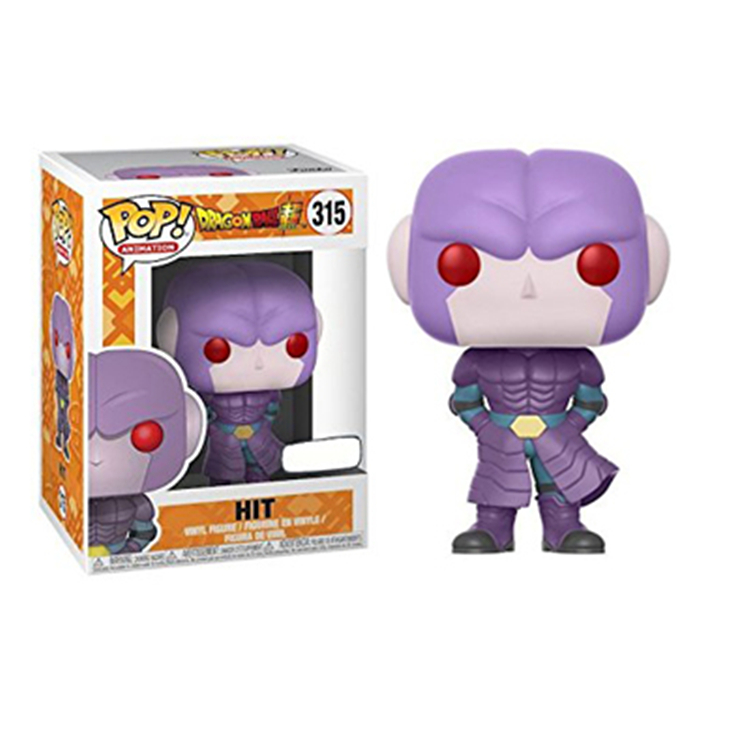 Funko pop Official Amine Dragon Ball Vinyl Action Figure Collectible Model Toy 32