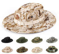 Tactical Airsoft Sniper Camouflage Boonie Hats Nepalese Cap Militares Army Mens Accessories Hiking Tactocal cap